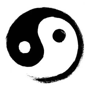 yin yang - Great ultimate