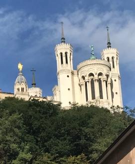 Basilique de Notre Dame, Lyon